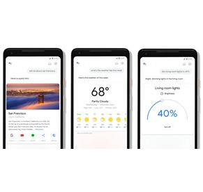 Google Assistant обновил дизайн на iOS и Android